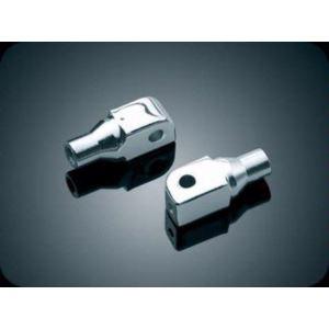 Adaptery do podnóżków (przód / tył) Kuryakyn 8802