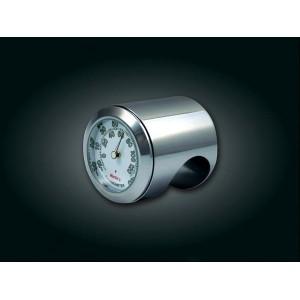 Termometr biała tarcza Kuryakyn 6055