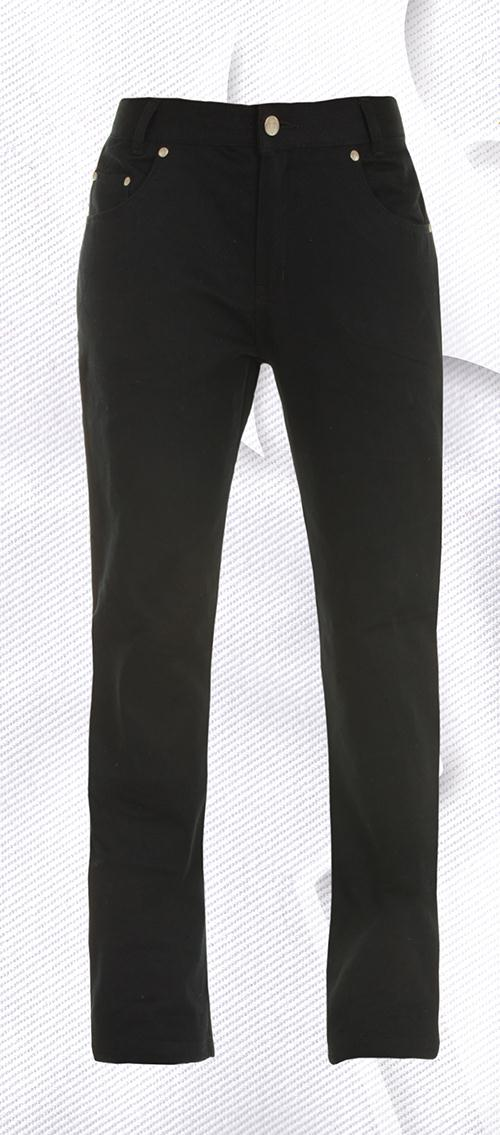 6a6cc76a Spodnie SR6 Ladies Carbon Black R - BULL-IT JEANS