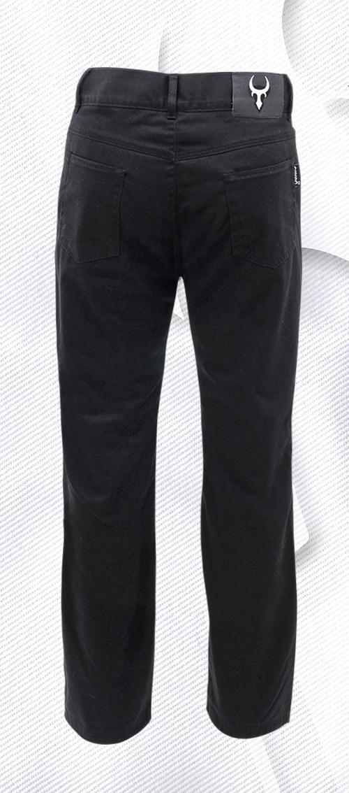 e8ec9051 Spodnie SR6 Men Carbon Black R - BULL-IT JEANS