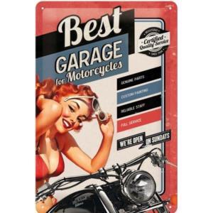 Szyld HD Best Garage Nostalgic-Art