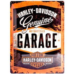 Szyld HD Garage Nostalgic-Art